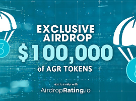 Airdrop Rating: All Crypto Airdrops, free tokens and coins